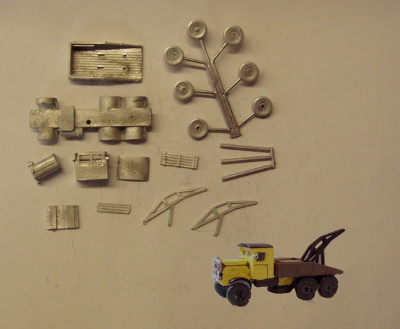 D16 (3) Scrap yard scene pack - N GAUGE -