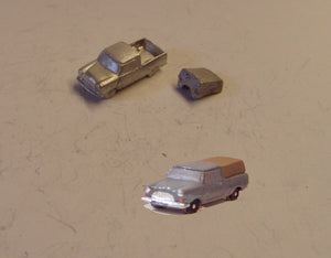 G41 (1) Austin Mini Pickup (into 1961) - N GAUGE -