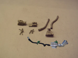 M16 (2) Dry bulk transfer pumping equipment - N GAUGE -