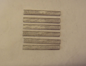 M26 (1) Grating style walkway (total length 330mm) - N GAUGE -