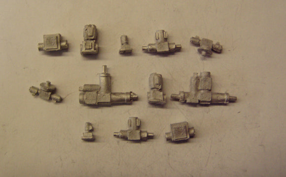 M29 (2) Mixed pumps (12) - N GAUGE -