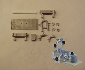 M34 (3) U V filtration unit - N GAUGE -