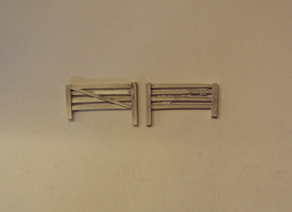 PW175 (1) Small gates (2) - OO GAUGE -