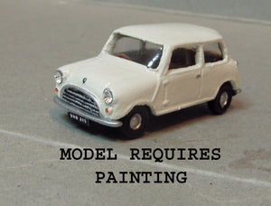 PW31 (3) Morris Minor / Mini (Intro 1959) - OO GAUGE -