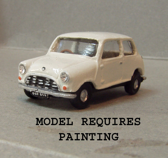 PW32 (3) Austin Se7en / Mini (Intro 1959) - OO GAUGE -