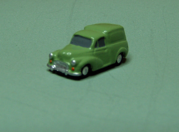 X04 Morris Minor Van (intro 1956) - N GAUGE -