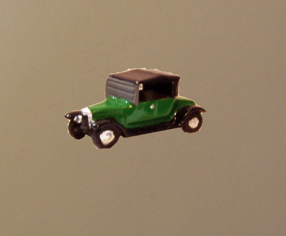 X07 Bullnose Morris soft top up (intro 1913) - N GAUGE -