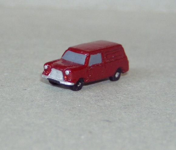 X09 Austin Mini Van (intro 1960) - N GAUGE -