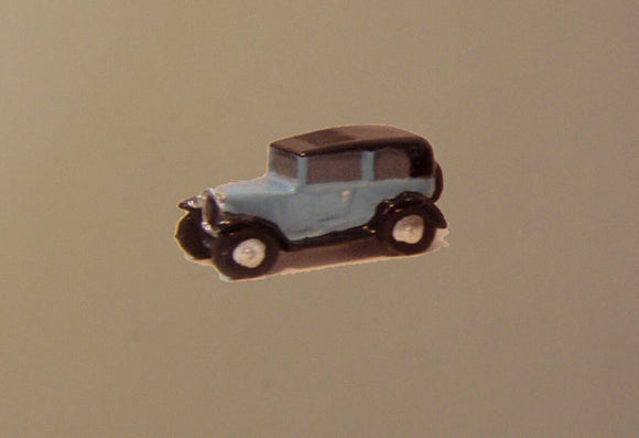 X12 Austin 7 Saloon (intro. 1933) - N GAUGE -