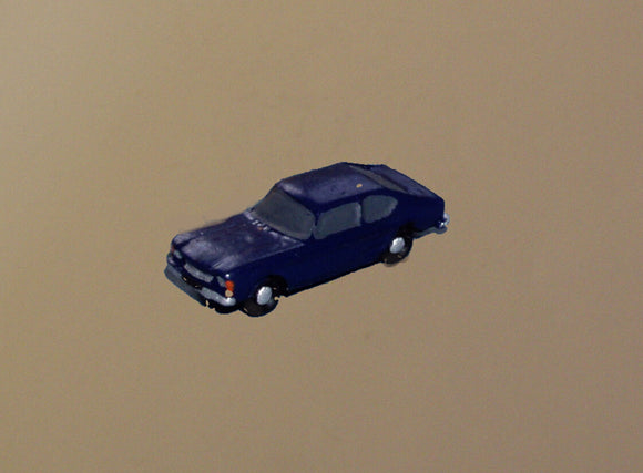 X21 Ford Capri MKII (intro 1969) - N GAUGE -