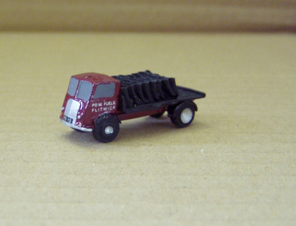 X31 Morris coal lorry with load (intro 1948) - N GAUGE -
