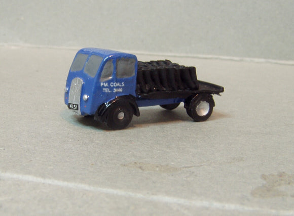 X34 ERF coal lorry with load (intro 1948) - N GAUGE -