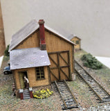 WGSN (4) Watlington Goods Shed - N GAUGE -
