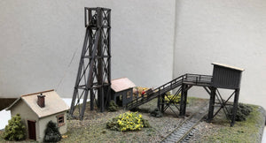 GCMN (4) Grover croft mine - N GAUGE -