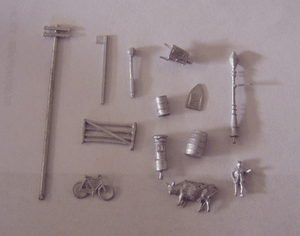 N - Sample pack - N GAUGE -