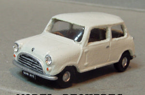 Z101 Morris Mini Minor / Mini (intro 1959) - OO GAUGE -