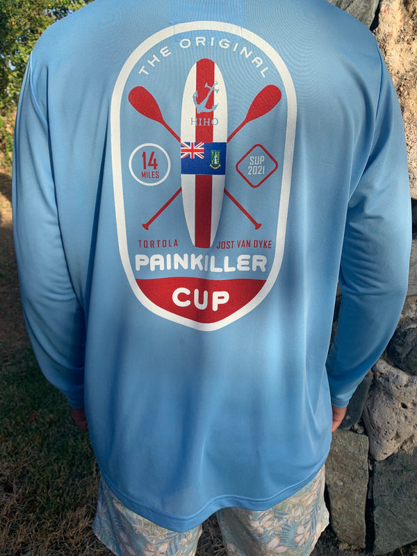 painkiller cup upf protection shirt