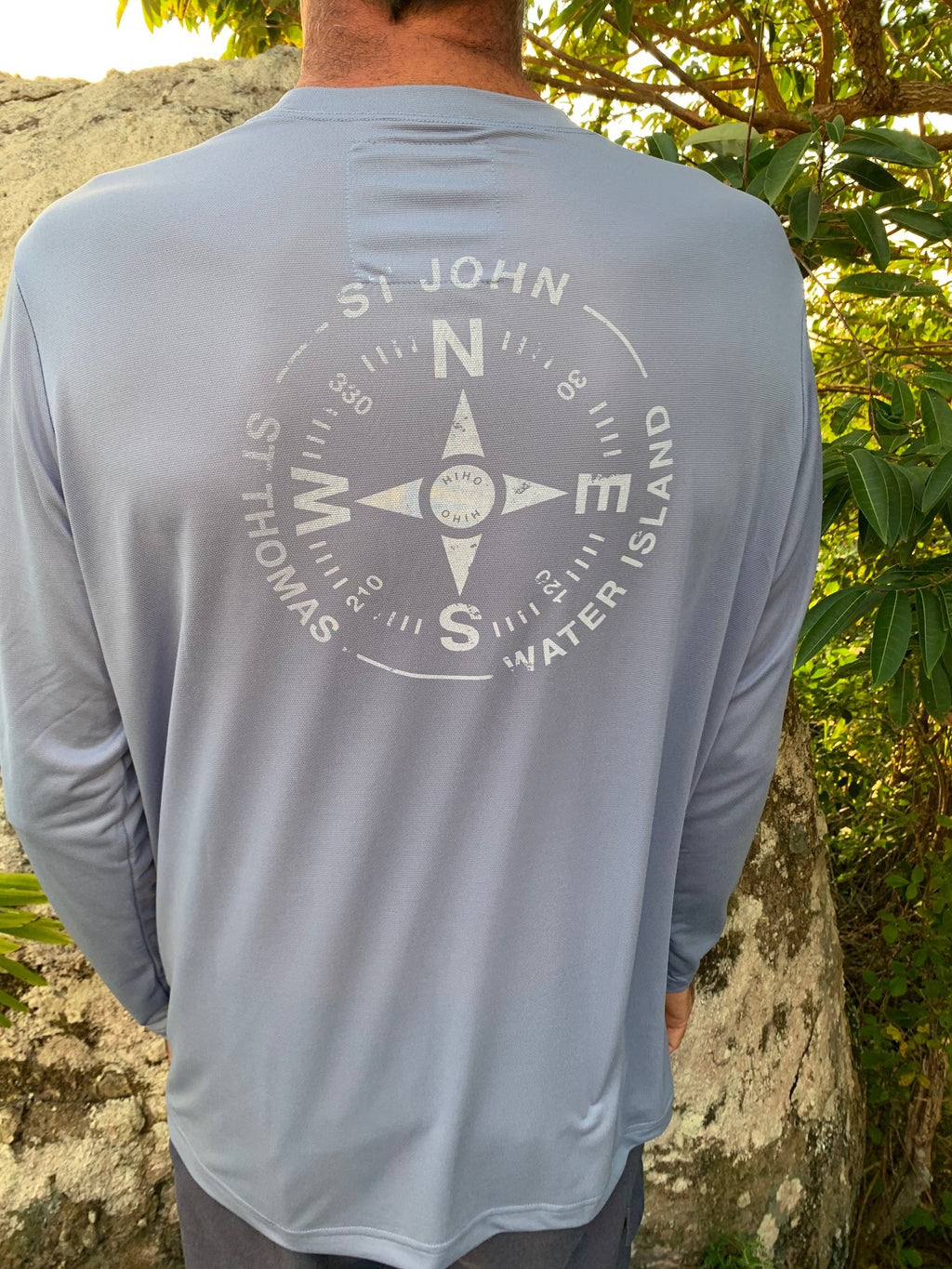 comfortable and fast drying shirt offering SPF 50 protection