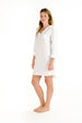 Bananakeet Dress - White