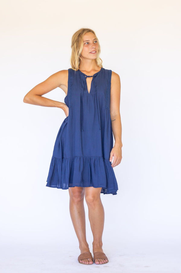 easy to wear rayon summer dress