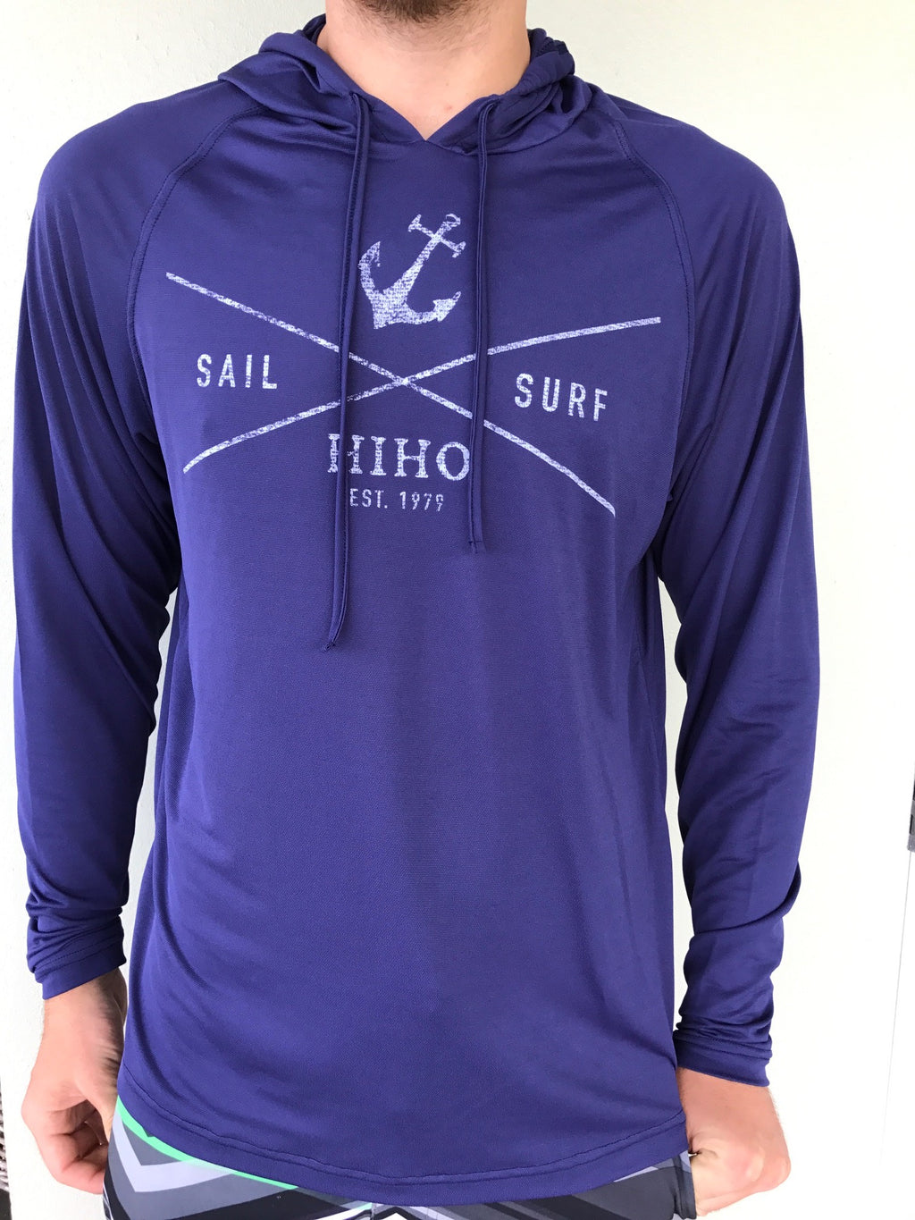 Sail & Surf Eli Hoody - Patriot Blue