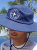 Surfari Hat - Indigo