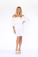 Libby Dress - White