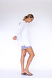 Martha Popover Tunic - White