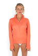 zip front womens upf50 top