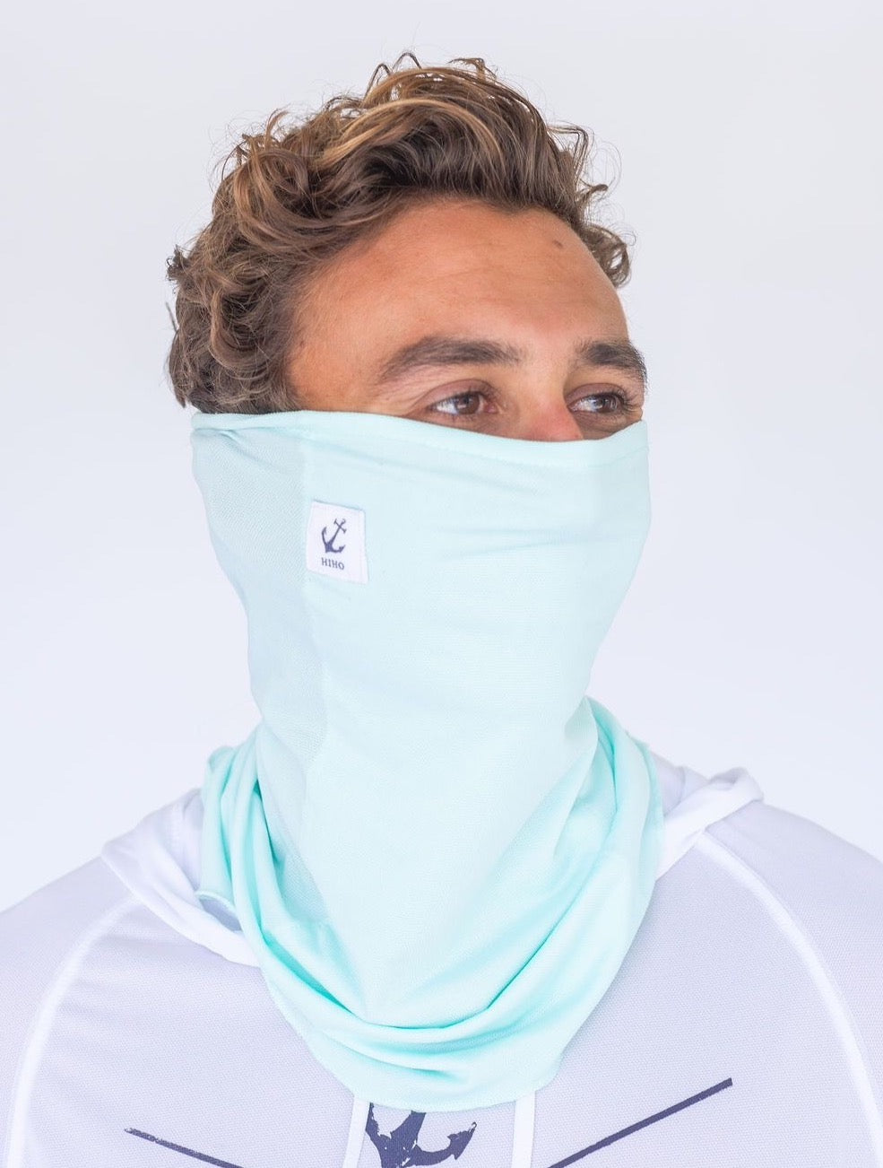Face Shield - Beach Glass