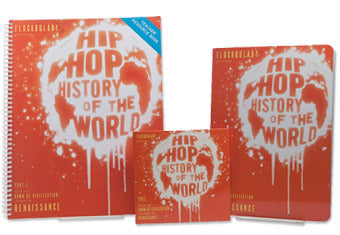 Hip-Hop History of the World: Part I Student Book + CD