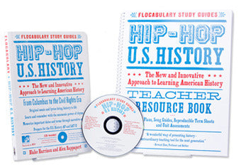 Hip-Hop U.S. History Student Book + CD