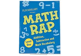Math Rap Level One Student Book + CD