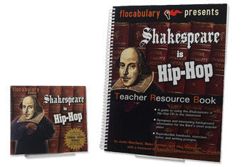 Shakespeare is Hip-Hop CD