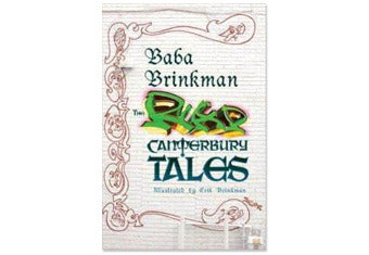 The Rap Canterbury Tales (Book & CD) by Baba Brinkman