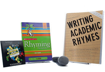 Writing Academic Rhymes Package
