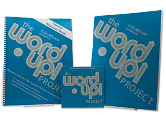 Student Book + CD - The Word Up Project Level Blue