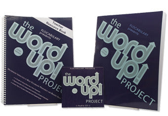 Class Set - The Word Up Project Level Indigo
