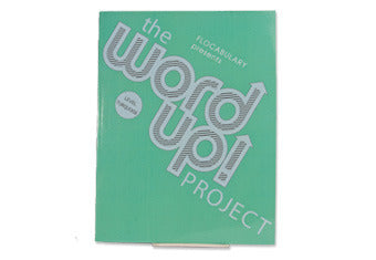 The Word Up Project Level Turquoise Six Pack