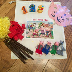Toy - Learn at Home Activities