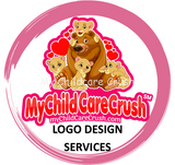 child care logo service