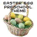 easter egg theme