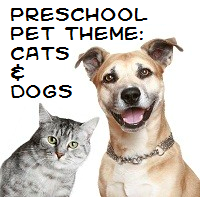preschool pet theme