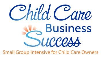 Text - Child Care Business Success