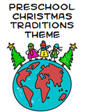Christmas around the world preschool theme