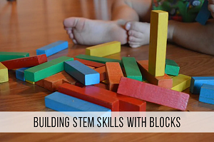 Building STEM Skills with Blocks