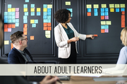 about adult learners online childcare class