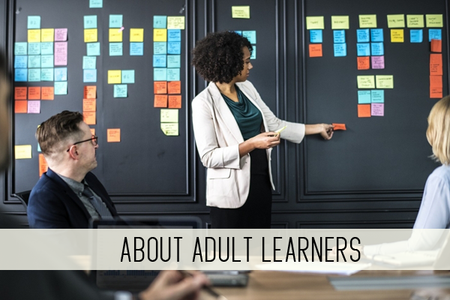 About Adult Learners