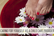 caring for yourself as a child care provider online child care class
