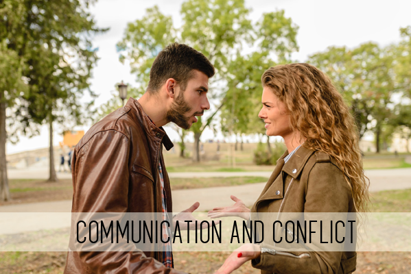communication and conflict online child care class